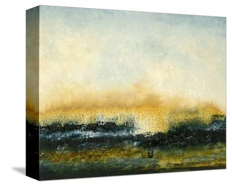 Falls II-Sharon Gordon-Stretched Canvas Print
