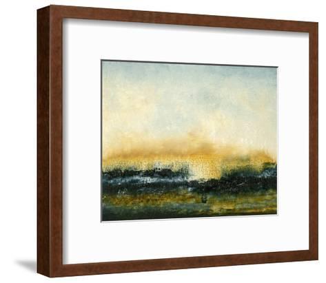 Falls II-Sharon Gordon-Framed Art Print