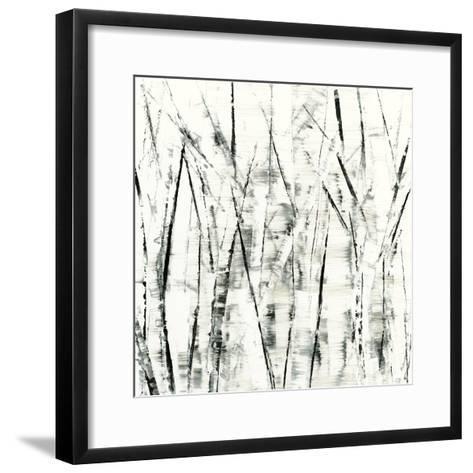 Birches II-Sharon Gordon-Framed Art Print