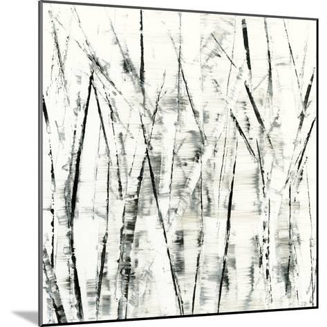 Birches II-Sharon Gordon-Mounted Premium Giclee Print