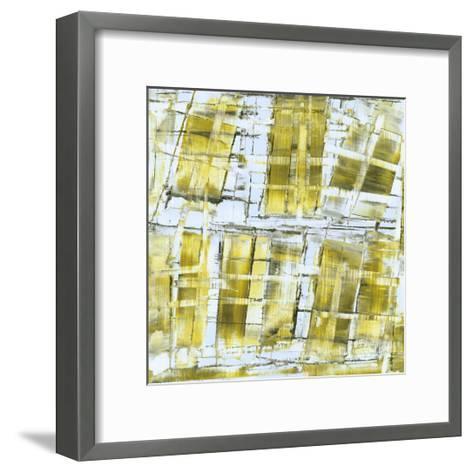 Windows II-Sharon Gordon-Framed Art Print