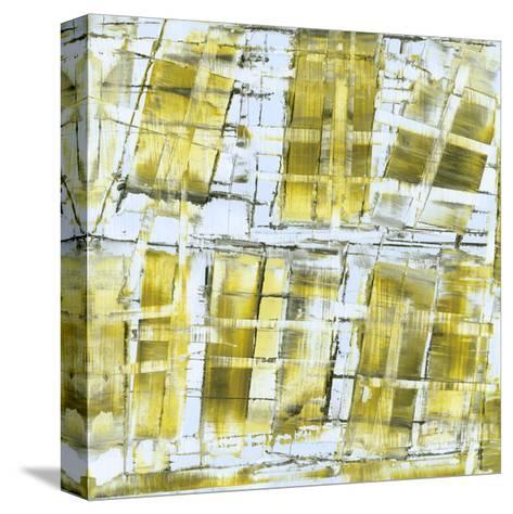 Windows II-Sharon Gordon-Stretched Canvas Print