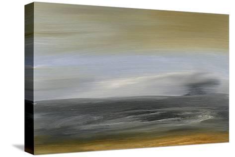 Solitude Sea I-Sharon Gordon-Stretched Canvas Print