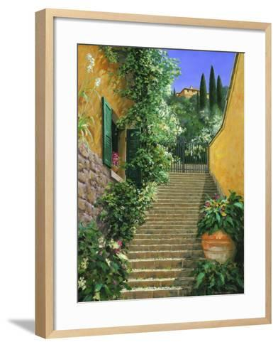 Loft Heights-Michael Swanson-Framed Art Print