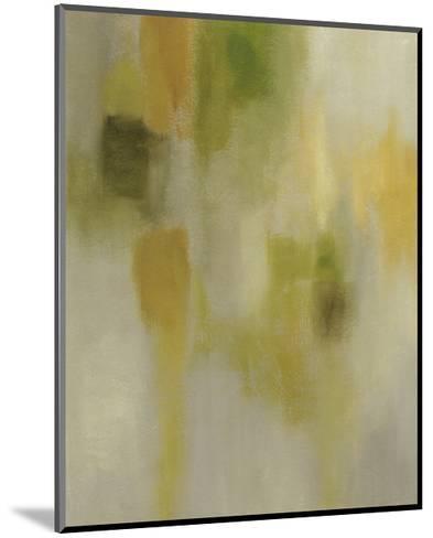 Lotus Reflection I-Chariklia Zarris-Mounted Premium Giclee Print