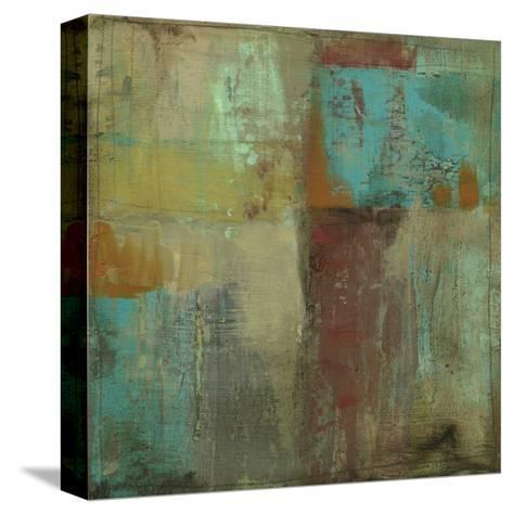 Impromptu I-Jennifer Goldberger-Stretched Canvas Print