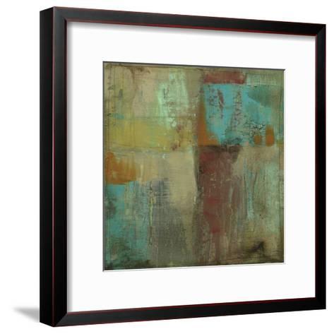 Impromptu I-Jennifer Goldberger-Framed Art Print