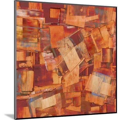 Square Dance II-Sharon Gordon-Mounted Premium Giclee Print