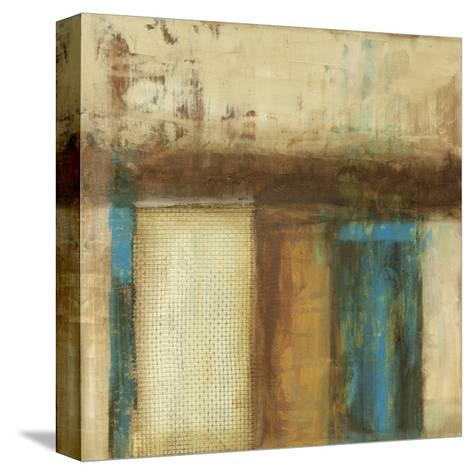 Industry II-Jennifer Goldberger-Stretched Canvas Print