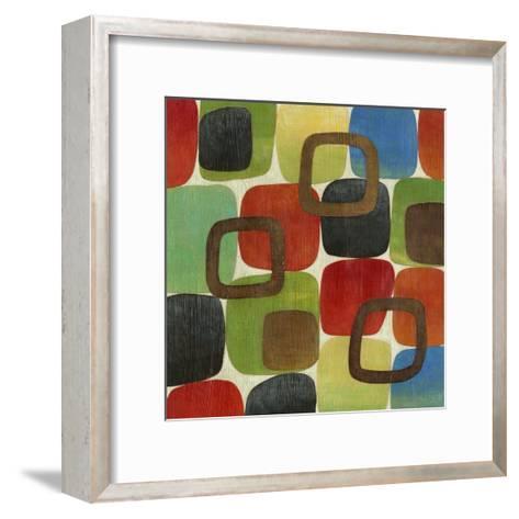 Revelry II-Chariklia Zarris-Framed Art Print