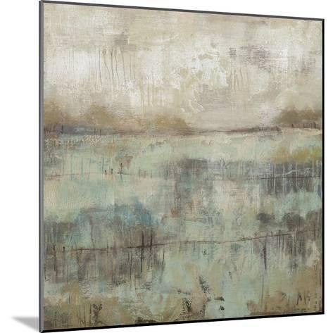 Pastels and Rust II-Jennifer Goldberger-Mounted Premium Giclee Print