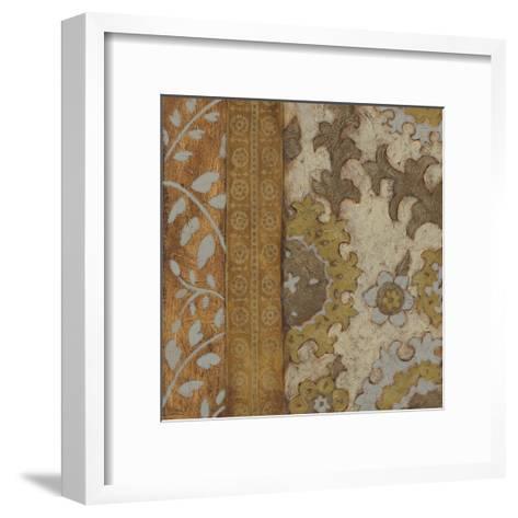 Gilded Sari III-Chariklia Zarris-Framed Art Print