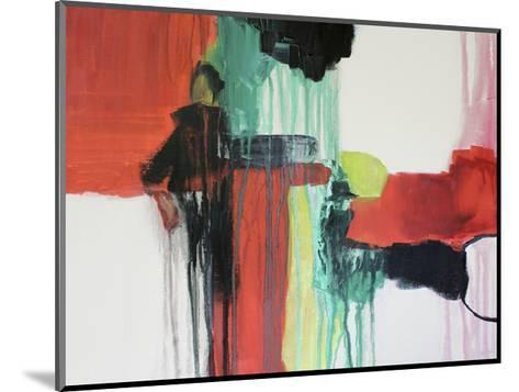 Emotions in Color II-Irena Orlov-Mounted Premium Giclee Print