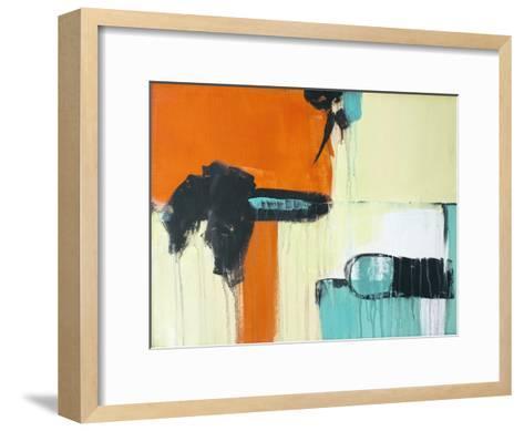 Life on Mars I-Irena Orlov-Framed Art Print