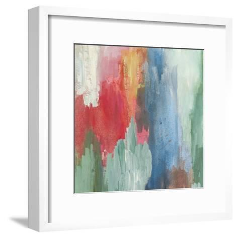 Laughter II-Lisa Choate-Framed Art Print