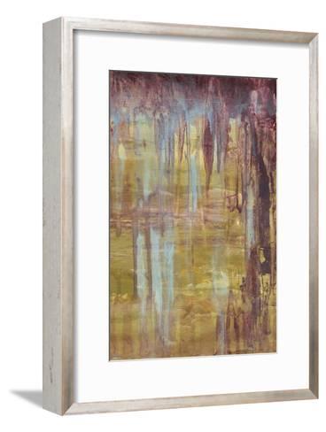 Stalactites II-Jennifer Goldberger-Framed Art Print