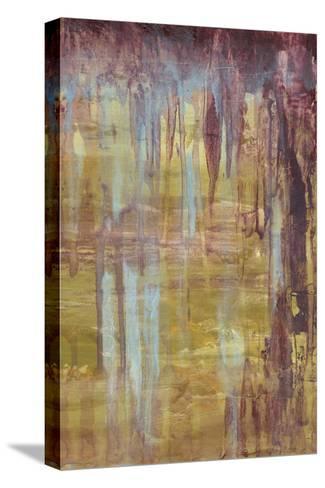 Stalactites II-Jennifer Goldberger-Stretched Canvas Print