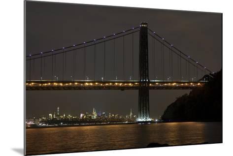 George Washington Bridge II-James McLoughlin-Mounted Photographic Print