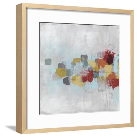 Projection I-June Erica Vess-Framed Art Print