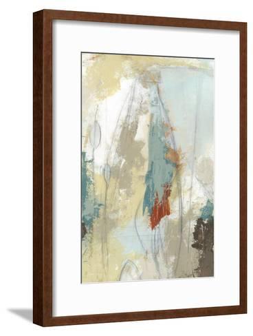 Plaster Sketch I-June Vess-Framed Art Print