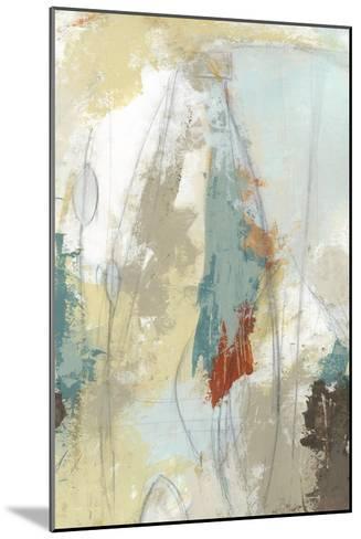 Plaster Sketch I-June Vess-Mounted Premium Giclee Print
