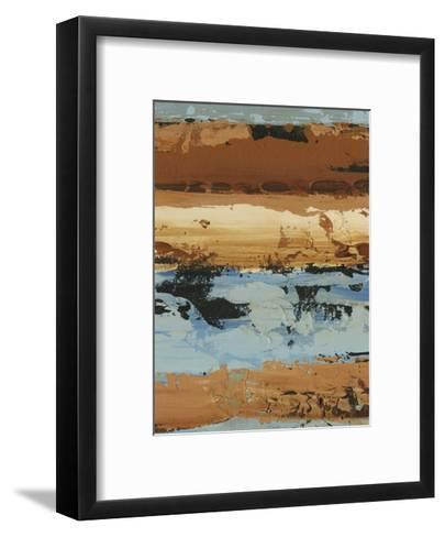Linear Composition II-Ethan Harper-Framed Art Print