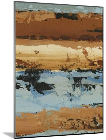 Linear Composition II-Ethan Harper-Mounted Premium Giclee Print