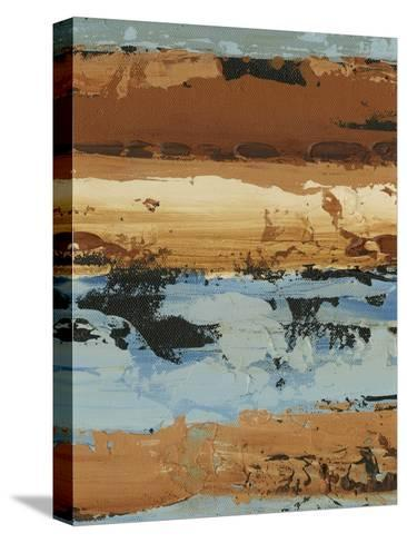 Linear Composition II-Ethan Harper-Stretched Canvas Print