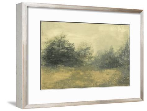 Summer View I-Sharon Gordon-Framed Art Print