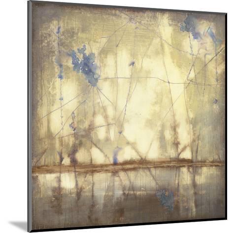 Topography I-Jennifer Goldberger-Mounted Premium Giclee Print