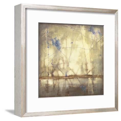 Topography I-Jennifer Goldberger-Framed Art Print