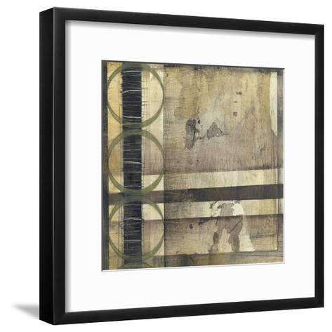 Full Circle I-Jennifer Goldberger-Framed Art Print