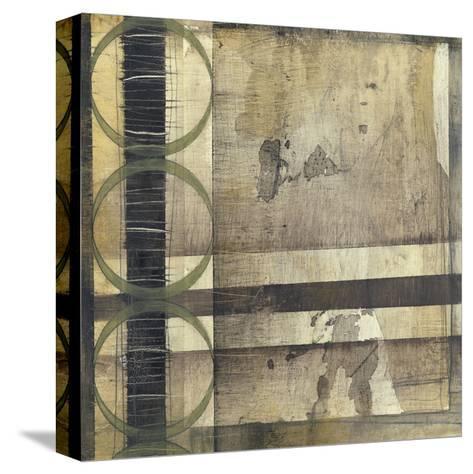 Full Circle I-Jennifer Goldberger-Stretched Canvas Print
