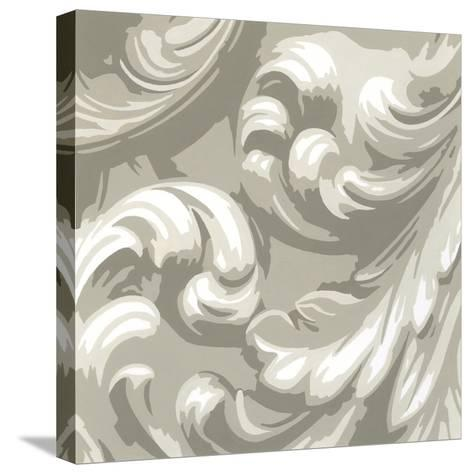Decorative Relief III-Ethan Harper-Stretched Canvas Print