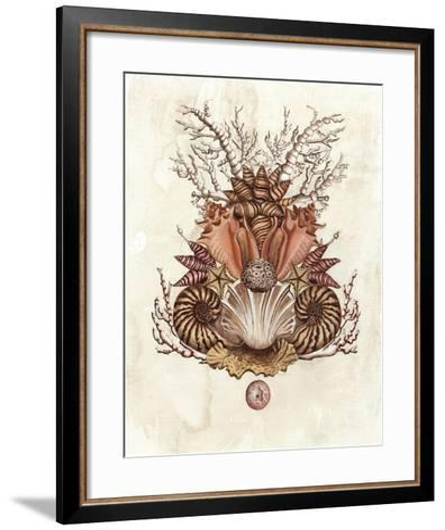 Baroque Nautilus II-Naomi McCavitt-Framed Art Print