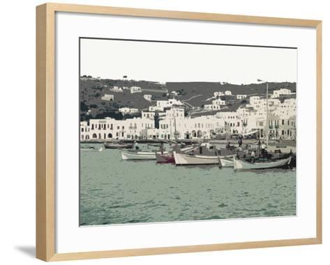 Bimini Bay I-Carolyn Longley-Framed Art Print
