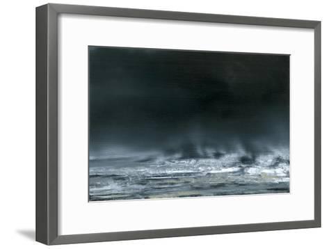 Sea View I-Sharon Gordon-Framed Art Print