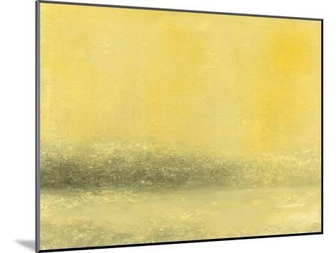 River View IV-Sharon Gordon-Mounted Premium Giclee Print