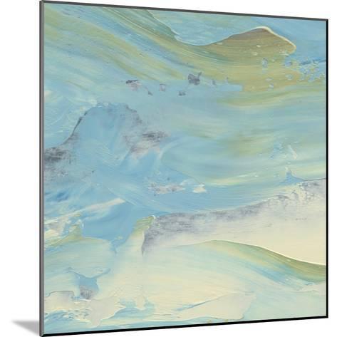 Water's Edge III-Alicia Ludwig-Mounted Premium Giclee Print