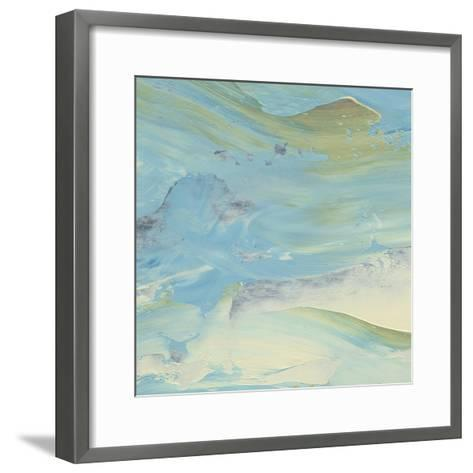 Water's Edge III-Alicia Ludwig-Framed Art Print