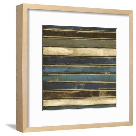 Stacked I-Jennifer Goldberger-Framed Art Print