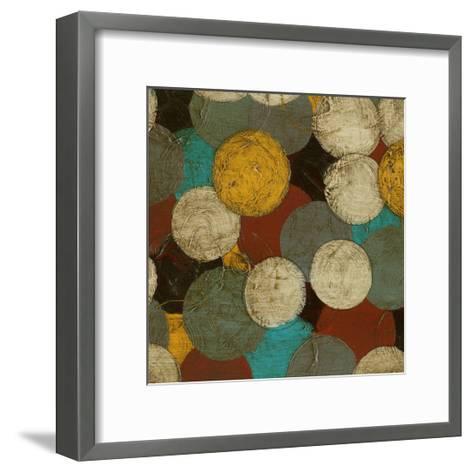 Circumlocution II-Jennifer Goldberger-Framed Art Print