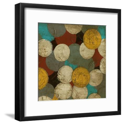 Circumlocution I-Jennifer Goldberger-Framed Art Print