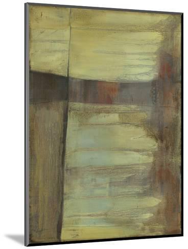 Excavate II-Jennifer Goldberger-Mounted Premium Giclee Print