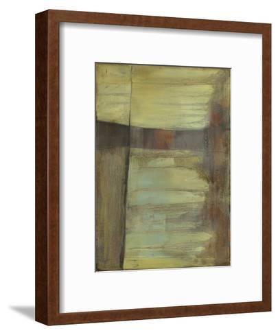 Excavate II-Jennifer Goldberger-Framed Art Print
