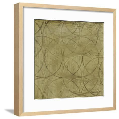 Linked I-Jennifer Goldberger-Framed Art Print