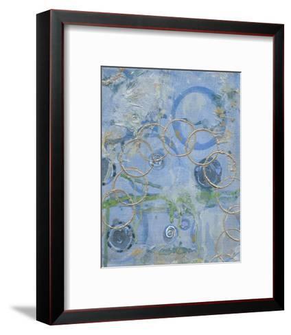 Shoals IV-Alicia Ludwig-Framed Art Print