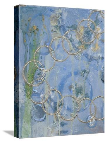 Shoals III-Alicia Ludwig-Stretched Canvas Print