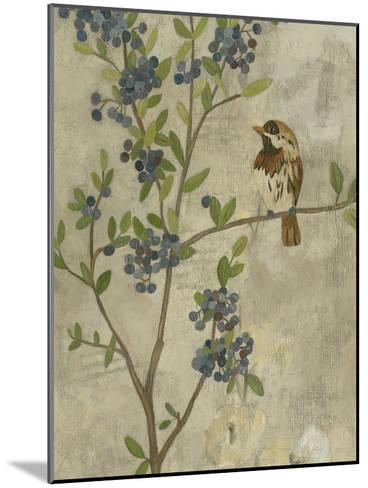 Joyful Garden II-Chariklia Zarris-Mounted Premium Giclee Print