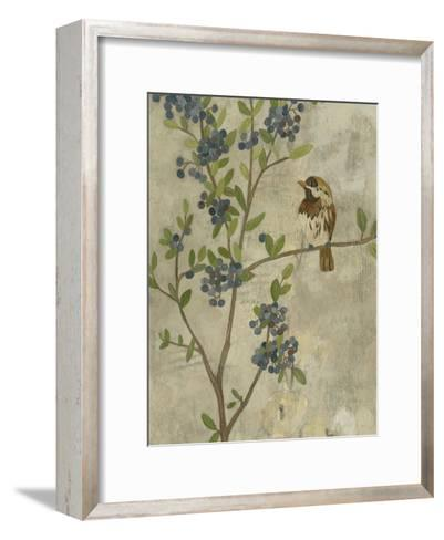 Joyful Garden II-Chariklia Zarris-Framed Art Print